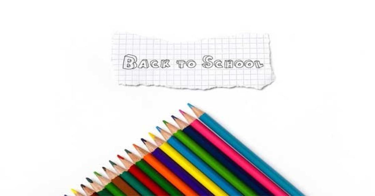 4e568519598f8 قائمة الأدوات المدرسية التي يحتاجها طفلك للعام الجديد