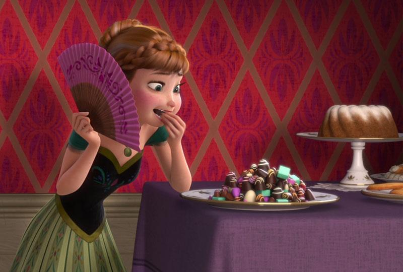 لو أنت من عشاق الشوكولاتة ورينا شطارتك في الأسئلة دي
