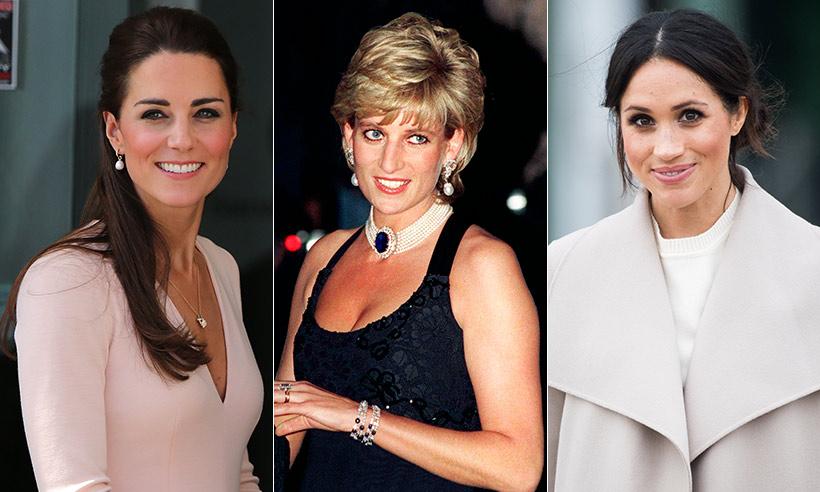 كويز: أنتي مين من أميرات العائلة المالكة البريطانية؟