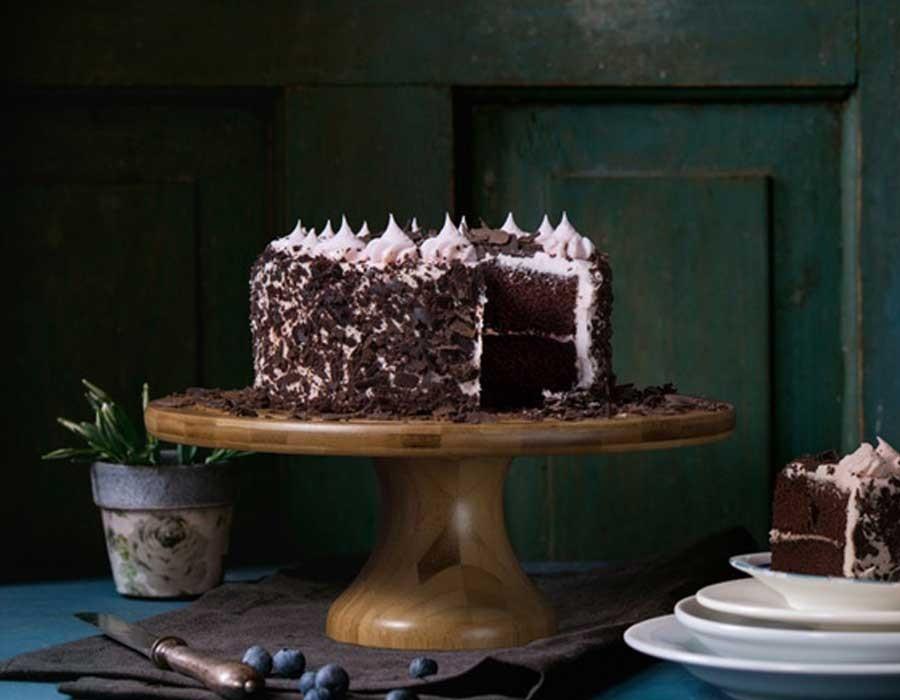 طريقة عمل التورتة بالشوكولاتة
