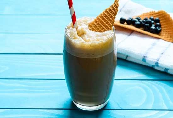 طريقة عمل القهوة المثلجة بوصفات متنوعة