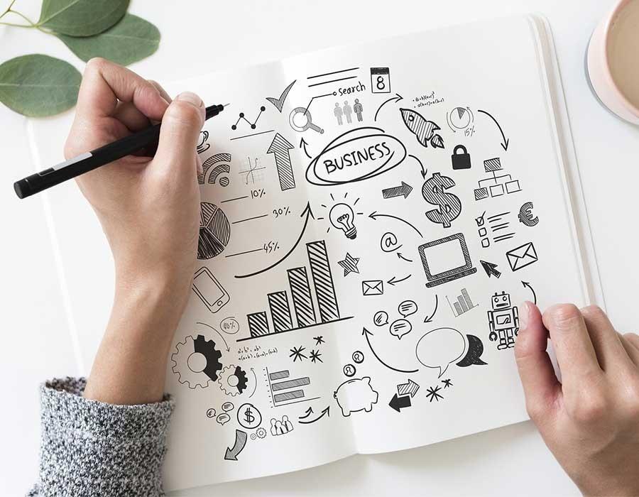 كتابة خطة عمل مشروع بطريقة سهلة