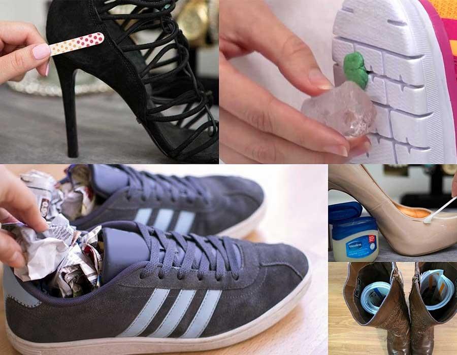 10 نصائح تضمن لكِ الحفاظ على الأحذية كالجديدة