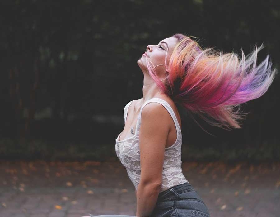 7 نصائح للحفاظ على لون شعرك المصبوغ.