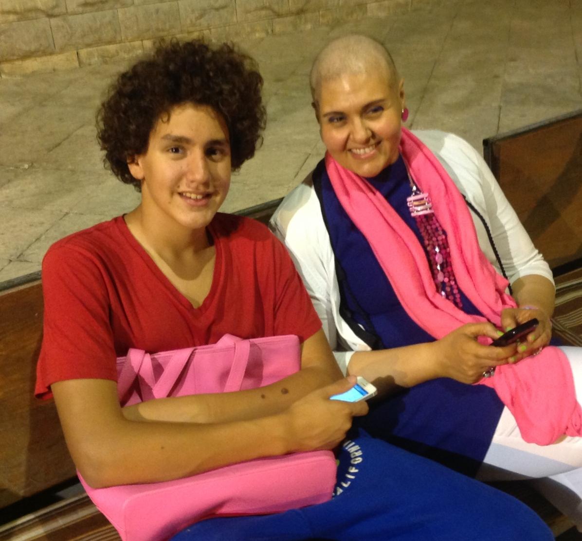 غادة تحكي: لم أتوقع أن يعيد السرطان ثقتي بأنوثتي..وأن أصبح ملهمة!