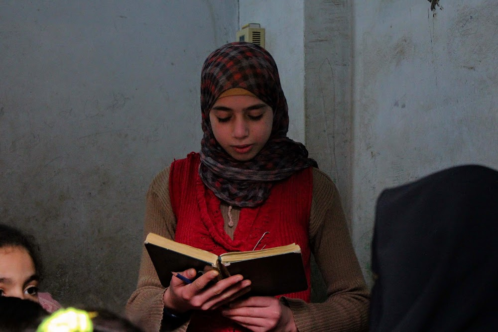 """""""نور"""" ورحلة ابن بطوطة في أبو النمرس"""