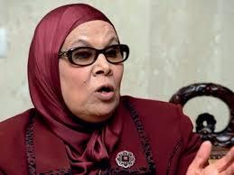 """""""آمنة نصير"""" نائبة البرلمان تؤيد منع بث الجلسات"""