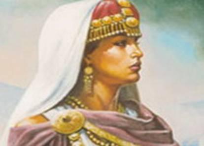 """حكمت الشرق """"زنوبيا"""" ، ملكة تدمر"""