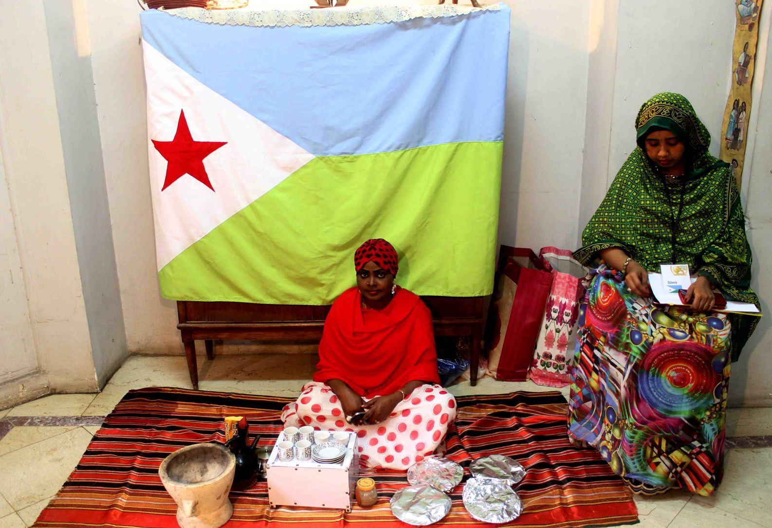 أمس احتفلت الجمعية الأفريقية  بالمرأة بمقرها