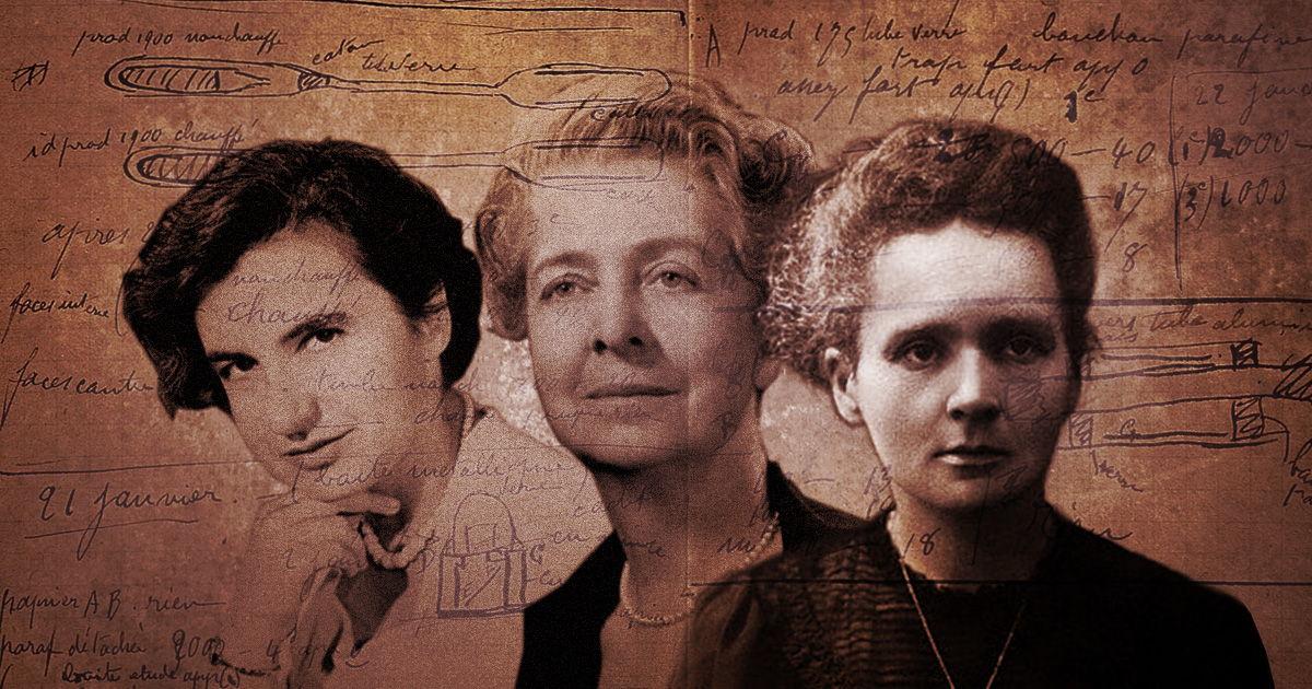 """قصص قصيرة عن سيدات حصلن على """"نوبل"""""""