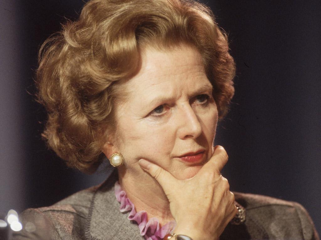 """""""البارونة"""" التي حكمت بريطانيا ثلاث مرات"""
