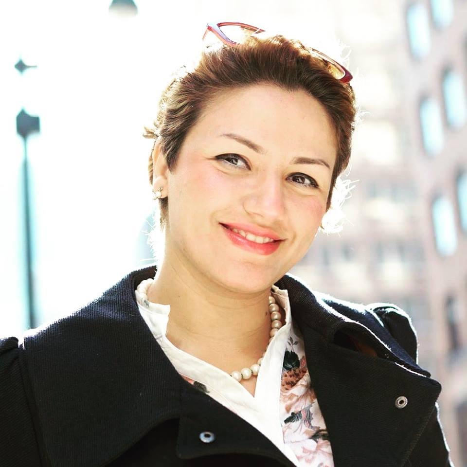 """القبض على الصحفية """"بسمة مصطفى"""" بمحيط ميدان التحرير"""