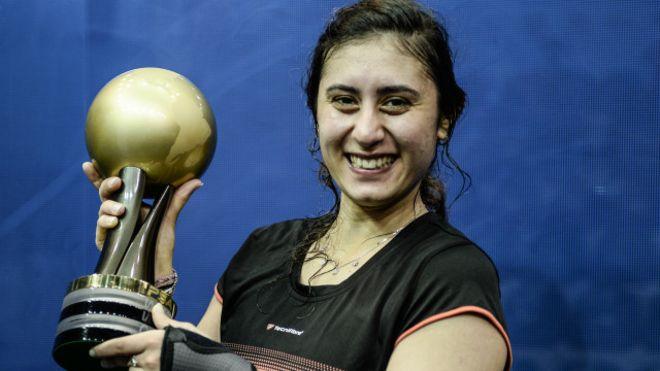 نور الشربيني مستشار أول الرياضة في الأسكندرية
