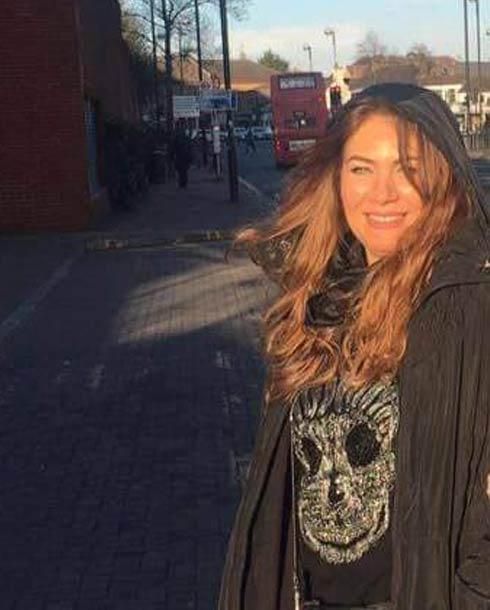 وفاة فنانة مصرية ضمن ركاب الطائرة المصرية المنكوبة