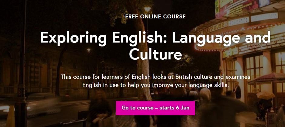 """كورس انجليزي مجاني من """"المعهد البريطاني"""""""