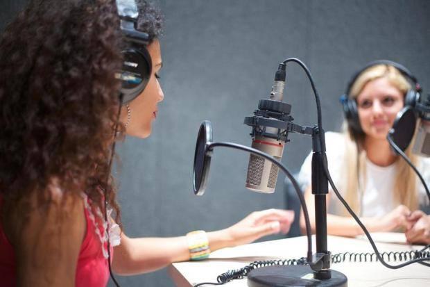 ورشة إعداد مذيع راديو وبرنانج إذاعي من إتحاد إعلاميات مصر
