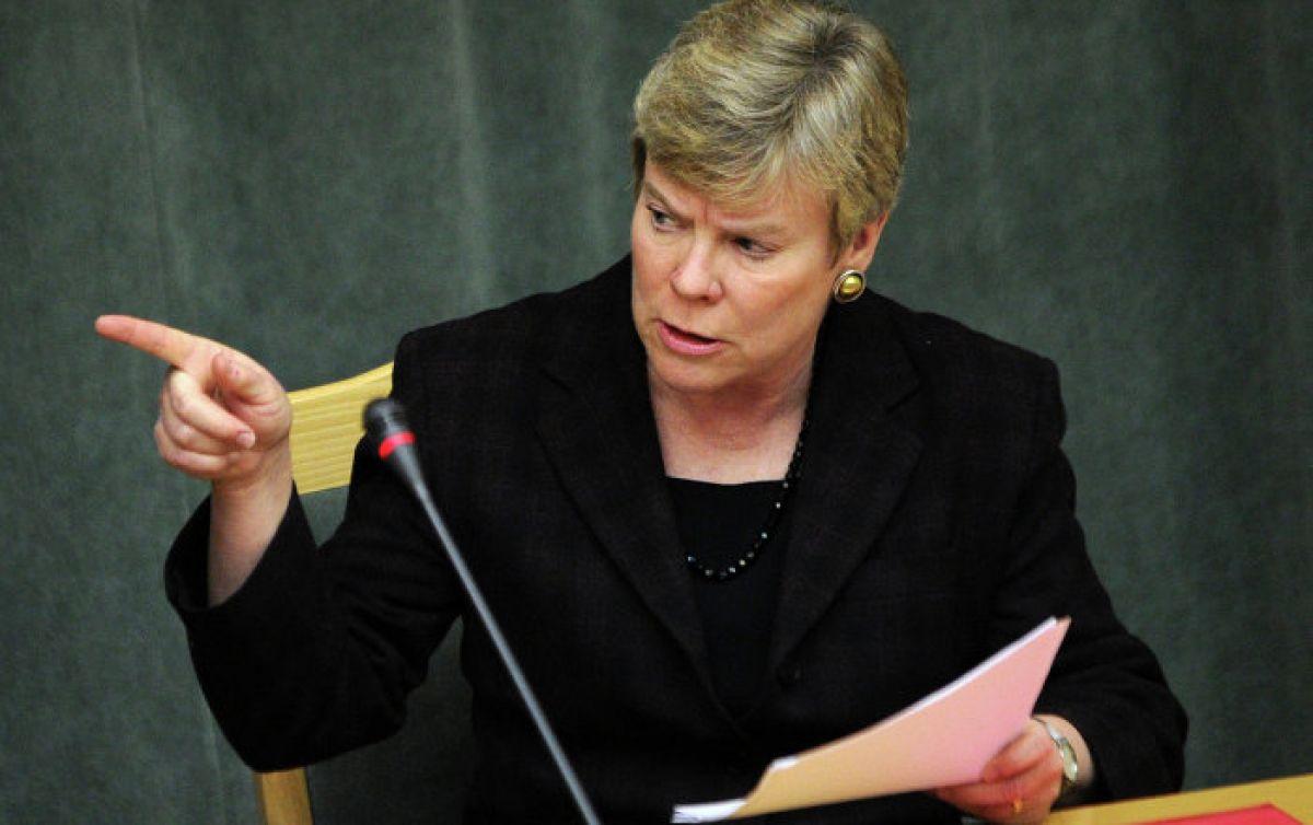 لأول مرة يذهب منصب نائب الأمين العام لحلف الناتو إلى امرأة