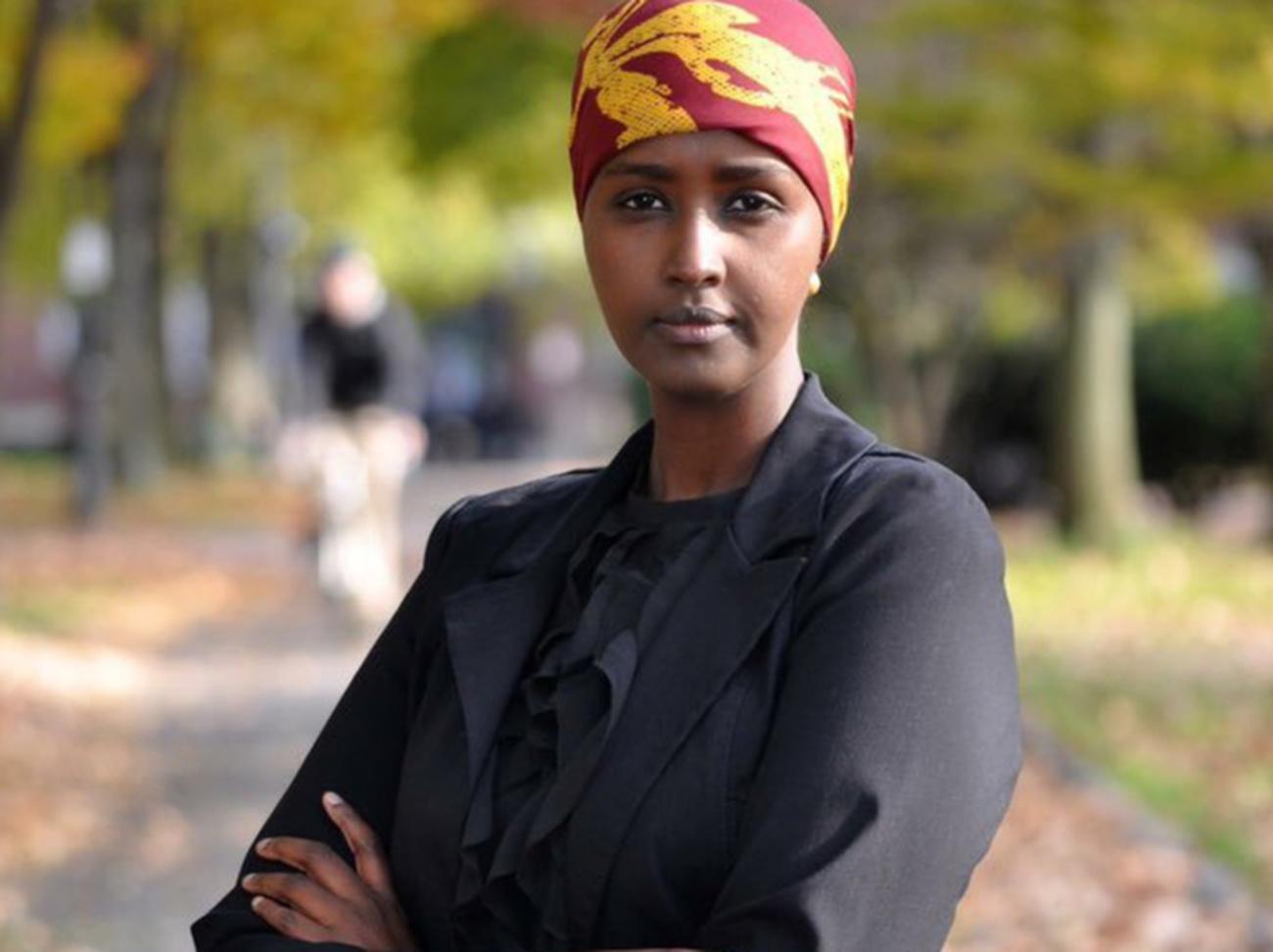 أول امرأة صومالية تعلن ترشحها للإنتخابات الرئاسية 2016