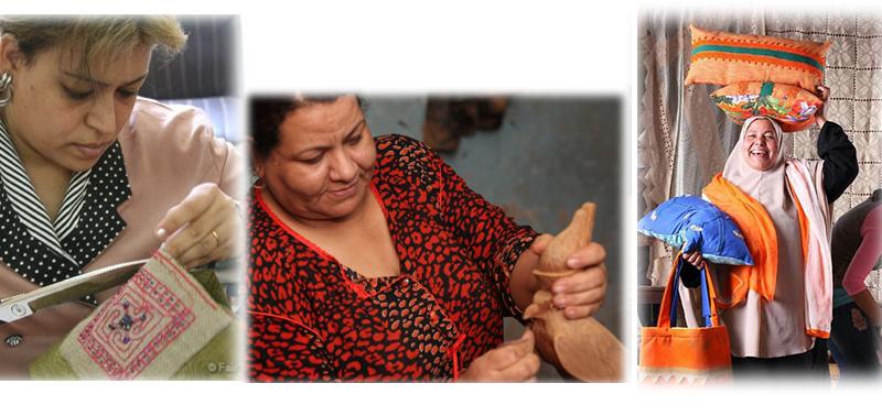 """Fair Trade Egypt"" .. دعم الصناعات اليدوية والثقافة المصرية معًا"