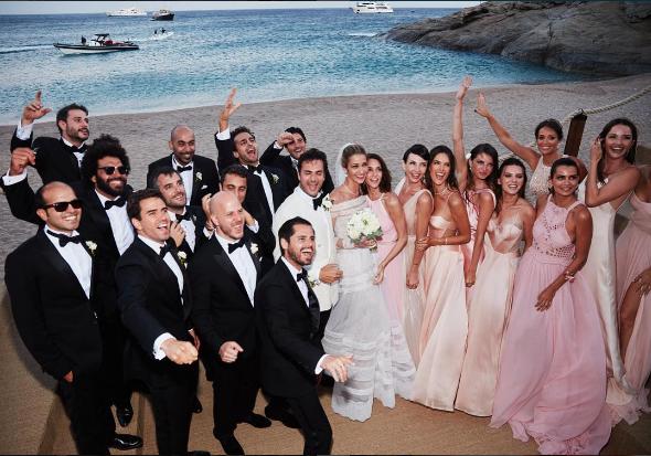 تعرف على صاحبة حفل زفاف الـ5 مليون يورو