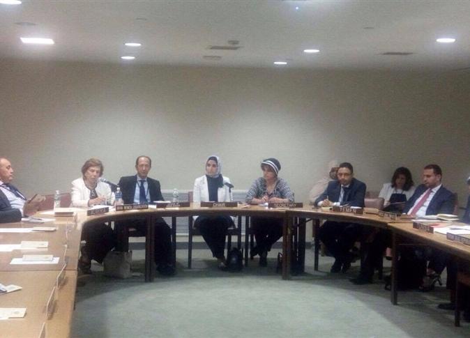 المرأة العربية تشارك في اجتماع التنمية المستدامة بنيويورك