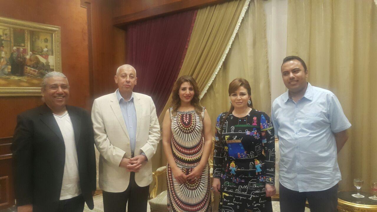 انطلاق فعاليات مهرجان أسوان لسينما المرأة برئاسة إلهام شاهين