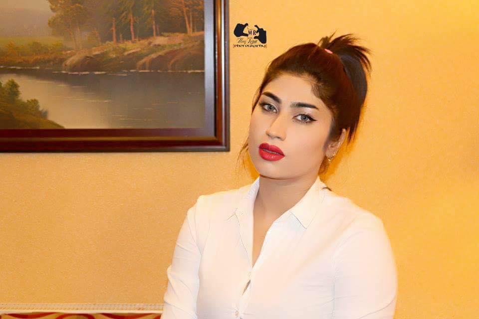 """5 معلومات عن """"قنديل البلوش"""" الباكستانية التي قتلها شقيقها"""