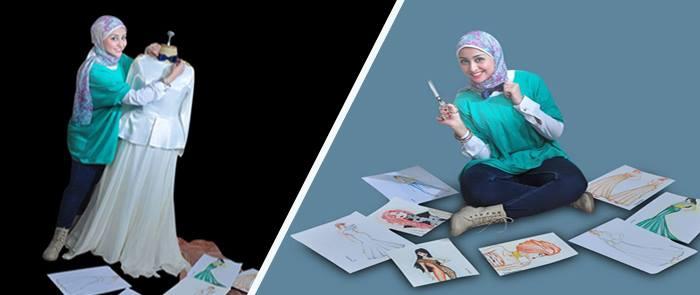 حققي حلمك وكوني مصممة أزياء مع إسراء عادل