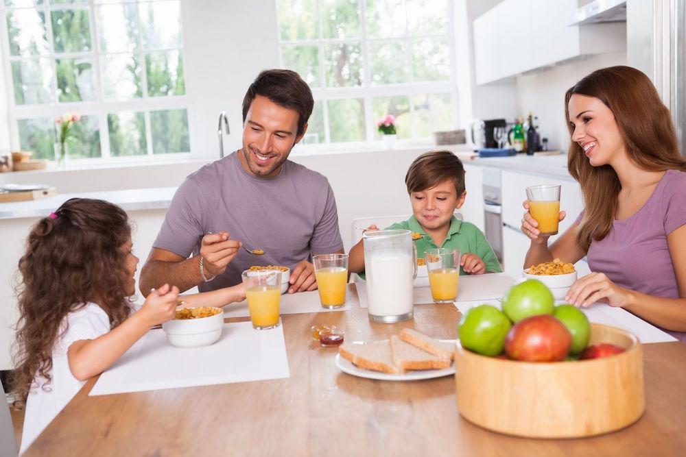 ثلاث طرق لإفطار يقلل الوزن