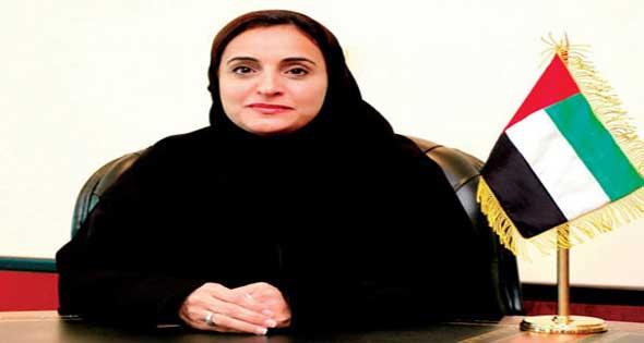 لبنى القاسمي.. وزيرة الإمارات للتسامح
