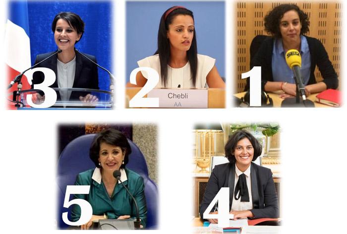5 عربيات حصلن على مناصب أوروبية