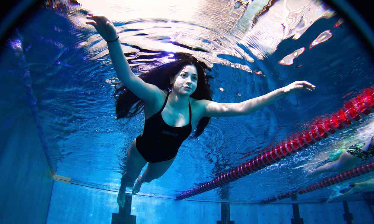 """""""يسرى المارديني"""" قادها قارب الموت إلى أوليمبياد البرازيل 2016"""
