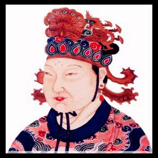"""""""وو"""" امبراطورة الصين وأسطورتها"""