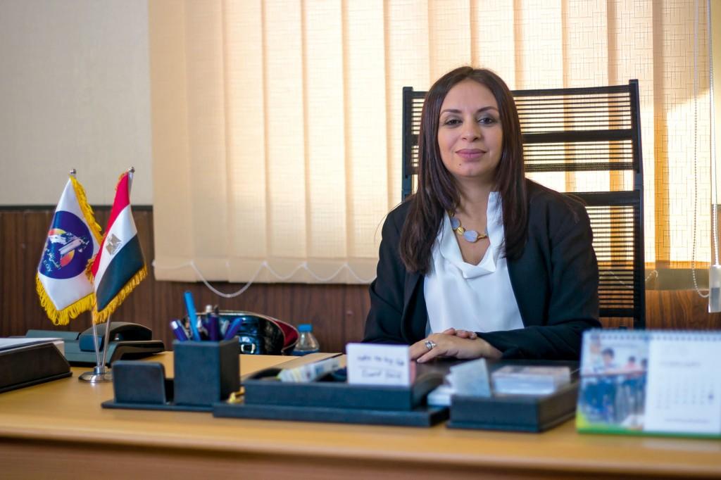 """محطات قادت """"مايا مرسي"""" إلى رئاسة المجلس القومي للمرأة"""