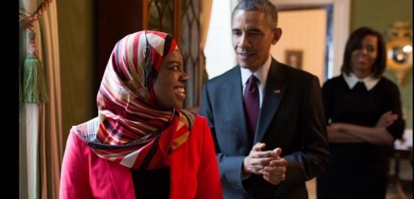 """""""سهيلا"""" عبقرية نيجيرية .. قبلت 13 جامعة أمريكية أوراقها"""