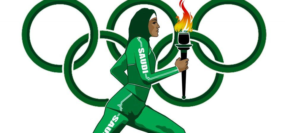 """""""بعد مفاوضات على المظهر"""" سعوديات يشاركن في أولمبياد2016"""