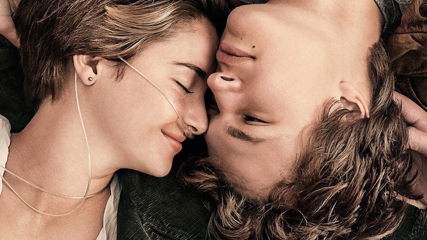 """""""the fault in our stars"""".. الموت لا يوجع الموتى ولكنه يوجع الأحياء"""