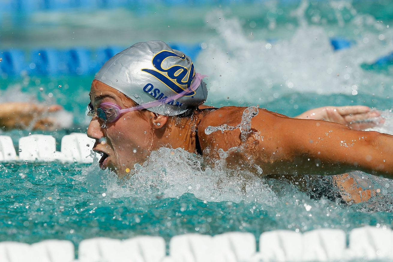 """السباحة المصرية """"فريدة عثمان"""" خارج نهائي 100 متر فراشة وتشارك الجمعة المقبلة بمسابقة 50 متر"""