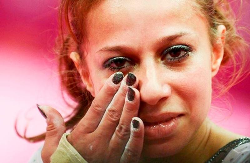 """""""أولمبياد ريو"""".. شيرين الزيني تودع منافسات الجمباز"""