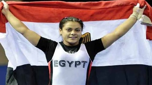 """""""سارة سمير"""" تحصل على أول ميدالية مصرية في ريو"""