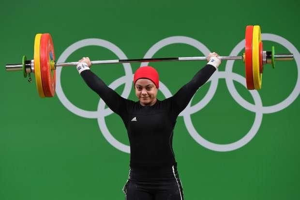 """تعسف """"وزارة التعليم"""" لم يمنع """"سارة"""" من برونزية الأولمبياد"""