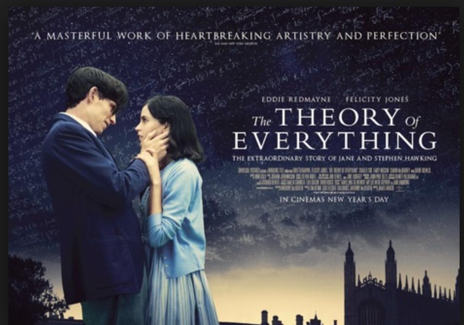 The Theory of Everything... خلف كواليس العظماء نجد النساء