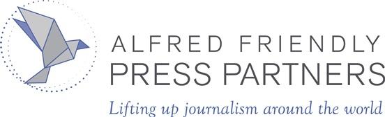 """زمالة للصحفيين بمنظمة """"ألفريد فريندلي"""""""