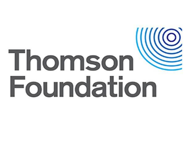 مؤسسة طومسون تعلن عن مسابقة صحفية