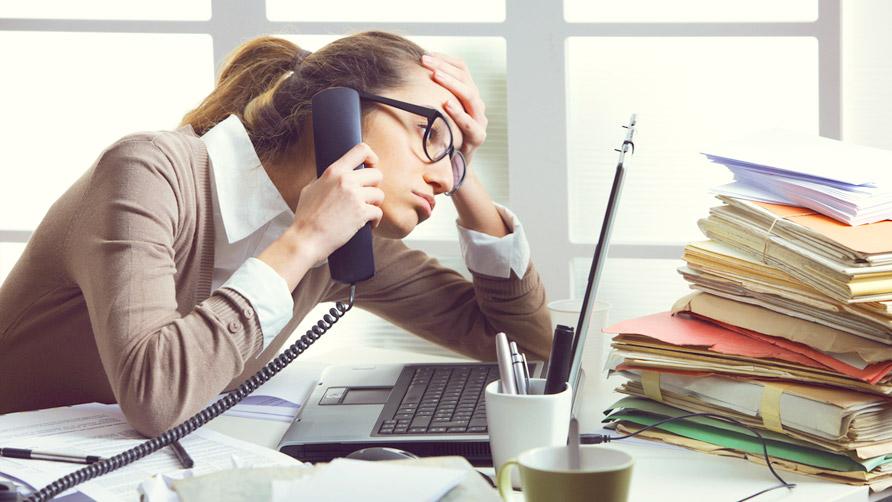 5 نصائح لتحمل ضغوطات العمل