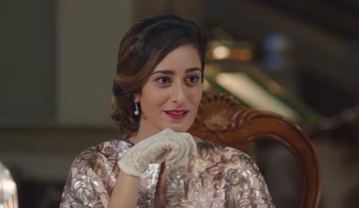 أمينة خليل مرشحة لجائزة أفضل ممثلة شابة في DG