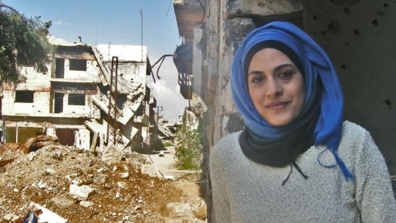 مروة الصابوني.. مهندسة سورية اعتبرت العمارة سر الحياة والحرب أيضا