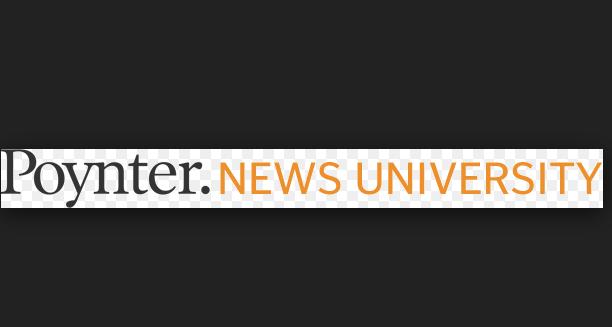 """كورس تحرير صحفي من جامعة """"بوينتر"""""""