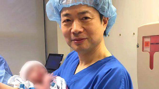 ولادة أول طفل لثلاثة أشخاص باستخدام الهندسة الوراثية