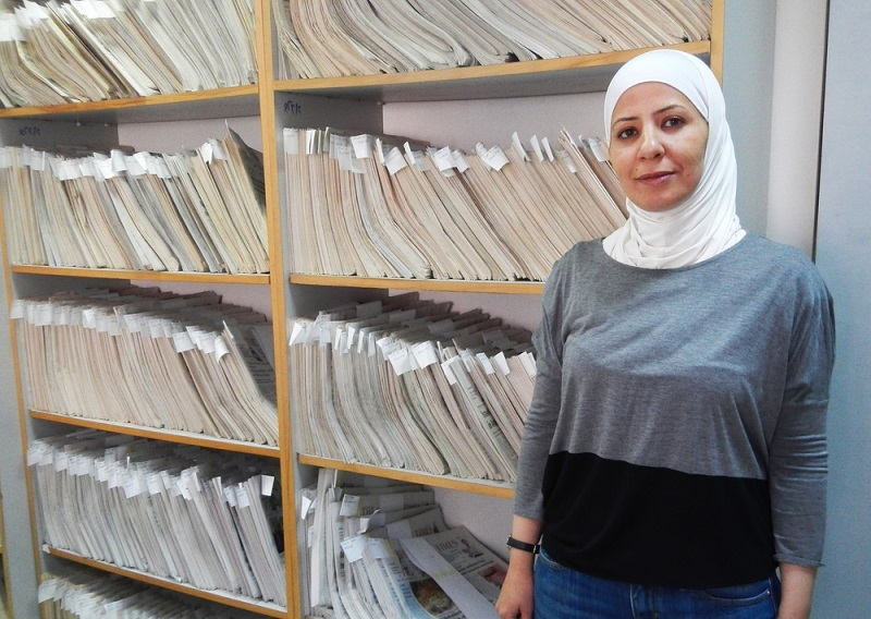 صحفية أردنية تحصل على جائزة (الفاو) الإعلامية الأولى